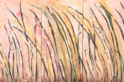 Maggie Simonelli, 'Wind & Grasses (triptych)', ca. 2018