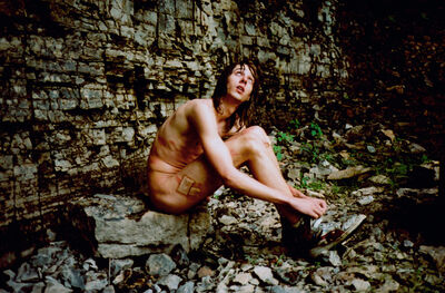 Ryan McGinley, 'Coley (Injured)', 2007