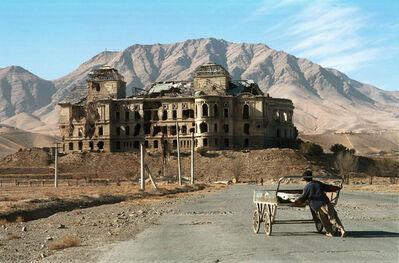Joseph Rodriguez, 'The King's (Darul Aman) Palace, Kabul, Afghanistan', 2001
