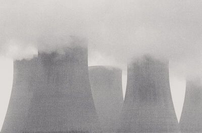 Michael Kenna, 'Ratcliffe Power Station, Study 22, Nottinghamshire, England, 1984', 1984
