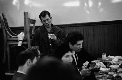 John Cohen, 'Jack Kerouac, Chinatown', 1959