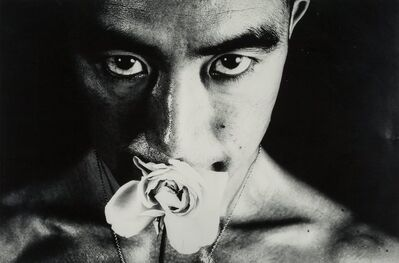 Eikoh Hosoe, 'Barakei, Ordeal by Roses #32', 1961-printed later
