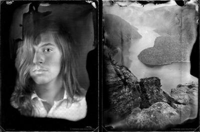 Tomas van Houtryve, 'Nathan Alexander Steiner and Green River', 2017