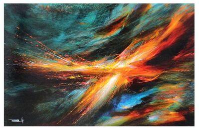 Leonardo Nierman, 'Firebird', 1967