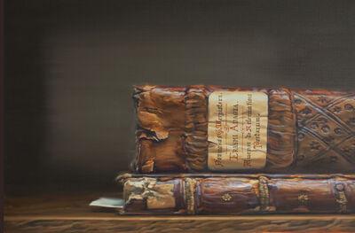 Xie Xiaoze, 'Princeton University Firestone Library (Erasmi Adagio) 普林斯顿大学图书馆 (Erasmi Adagio) ', 2018