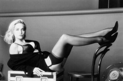 Stephen Wayda, 'Sharon Stone', Eighties