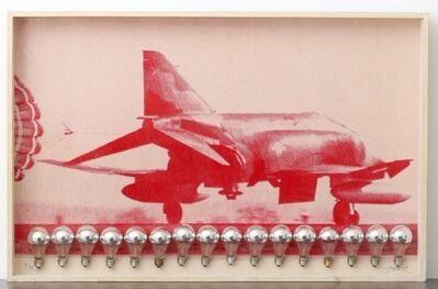 Wolf Vostell, 'Phantom', 1968