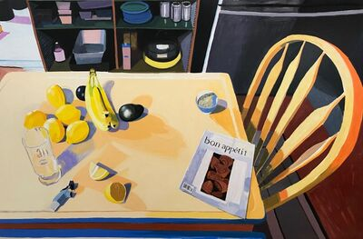 Chelsea Gibson, 'My Kitchen Table in the Morning', 2018