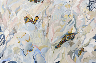 Mally Khorasantchi, 'All The Joy You Cannot See V', 2016