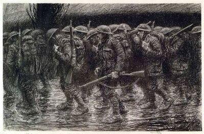 Kerr Eby, 'Where Do We Go', 1919