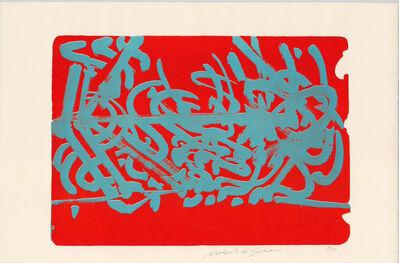 Mark di Suvero, 'Tendresse', 1991