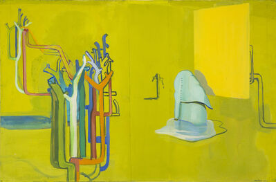 Medrie MacPhee, 'Study for Command Central', 2006