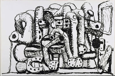 Philip Guston, 'Pile Up', 1981