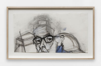 Pierre Buraglio, 'Autoportrait #6', 2020
