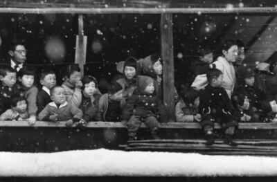 Kiichi Asano, 'Yokote Bonten Festival', February 1958