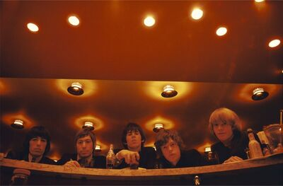 Jean-Marie Périer, 'The Rolling Stones, Los Angeles, December 1965 ', 1965