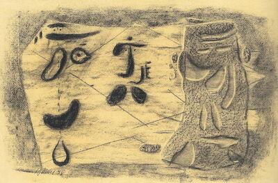Willi Baumeister, 'Chinesisches (Chinese)', 1948