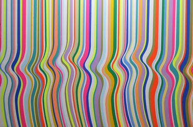 Cristina Ghetti, 'Color Thinking Composition II', 2017