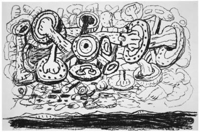 Philip Guston, 'Sky', 1983