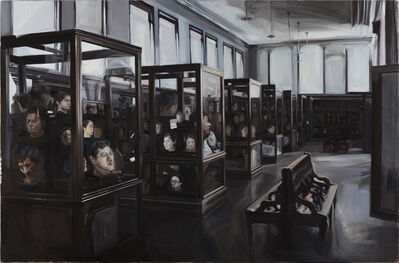 Wang Zhibo 王之博, 'The Archives', 2013