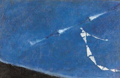Osvaldo Licini, 'Volare', 1955-1956