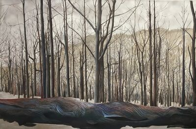 Karine Boulanger, 'Murmures entre les Branches', 2015