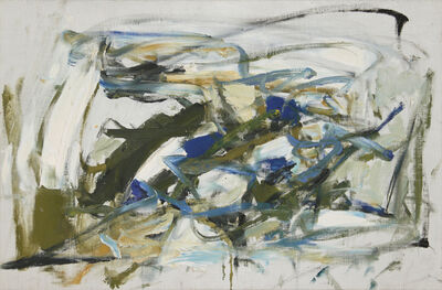 Joan Mitchell, 'Untitled', 1957