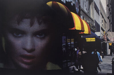 Harry Callahan, 'Atlanta', 1985