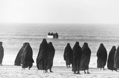 Shirin Neshat, 'Untitled from Reptune Series', 1999