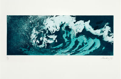 Maggi Hambling, 'Wave VIII ', 2009-2010