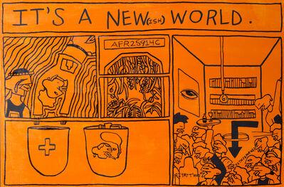 Corey Wash, 'It's A New(ish) World', 2018