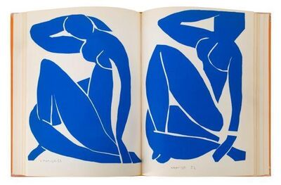 Henri Matisse, 'Verve Vol. IX, No 35-36', 1958