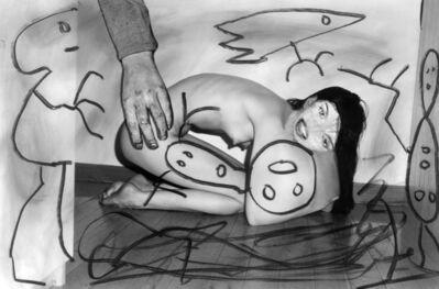 Roger Ballen, 'Crouching', 2016