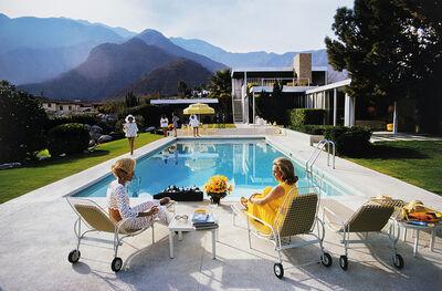 Slim Aarons, 'Poolside Glamour', 1970