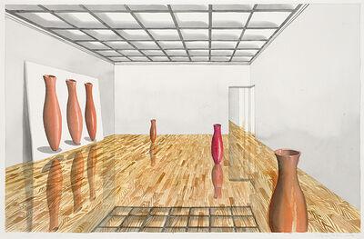 Thomas Huber (b.1955), 'Ohne Titel', 2014