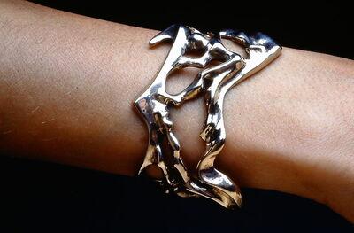 Carol Newmyer, 'Cuff Bracelet'