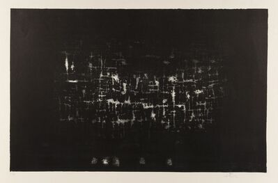 Antoni Tàpies, 'Untitled (Galfetti 21)', 1959