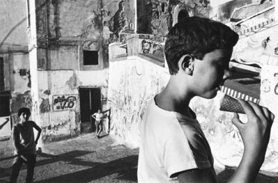 Antonio Biasucci, 'Napoli', years 1980