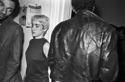 Lucian Perkins, 'Vivien Greene, Madams Organ', 1980