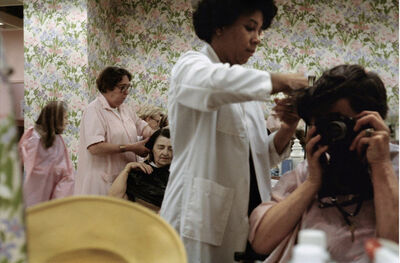 Vivian Maier, 'Self-Portrait Beauty Shop 0114188 – 1971 ', 1978