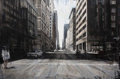 "Valerio D'Ospina, '""17th Street""', 2016"
