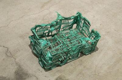 """Pablo Andino, 'Recolección (de la serie """"La circulación"""")', 2016"""