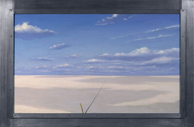 Adam Straus, 'A Line Drawn in the Sand', 2000