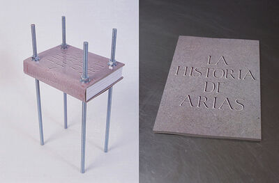 Fernando Arias, 'La Historia de Arias    ', 1998