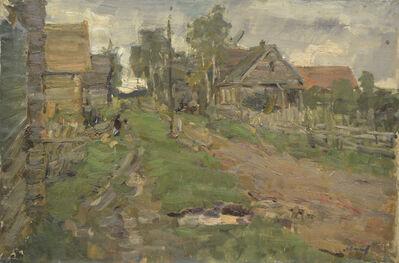 Leonid Yakovlevich Mironov, 'Village', 1948
