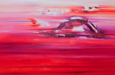 Jill Joy, 'Red Dawn', 2019