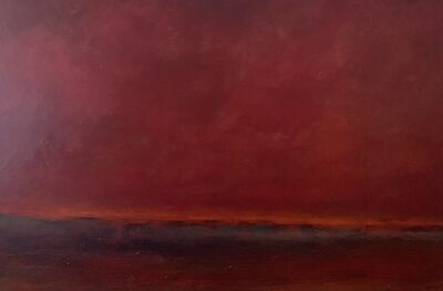 Herman Van Nazareth, 'Small Red Landscape', 2016