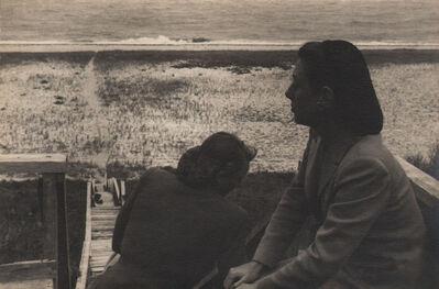 PaJaMa, 'Fidelma Cadmus and Margaret French, Nantucket', ca. 1945