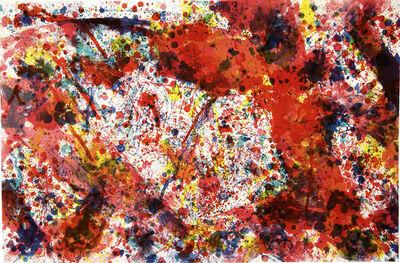 Sam Francis, 'And Pink', 1973