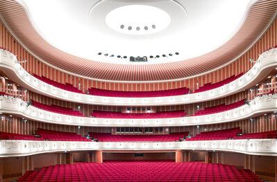 Candida Höfer, 'Deutsche Oper am Rhein, Düsseldorf', 2012-2015